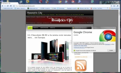 Google_Chrome_3.0_version