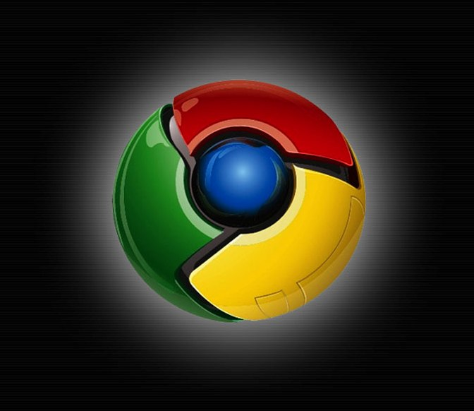 Google Chrome goes black screen when opening new URL