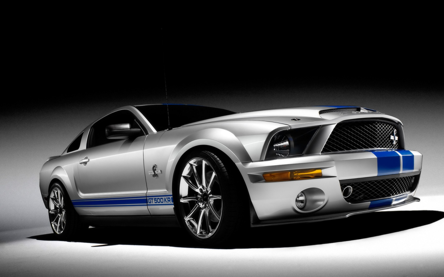 Mustang shelby gt500kr 2