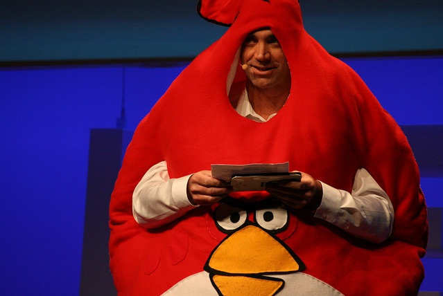 El Fenomeno Angry Birds